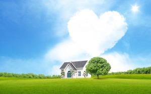 Creative_design_Dream_love_house