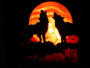 2181208-2-wolves-n-red-moon